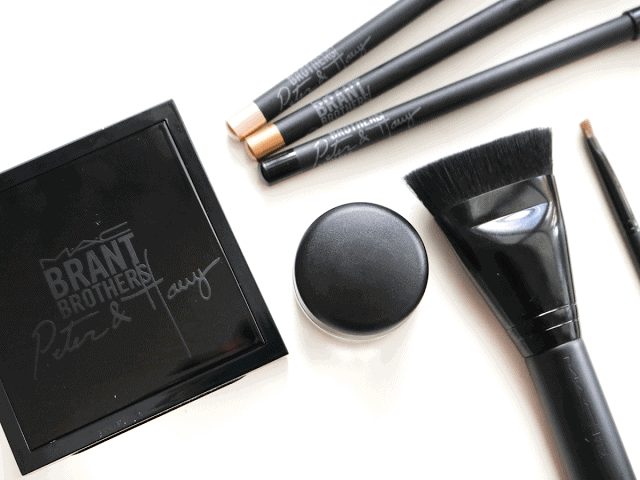 MAC Brant Brothers Collection Review and Swatches