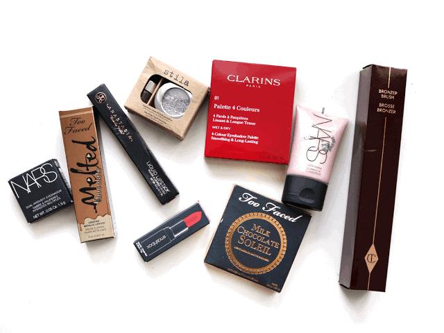 Annual Birthday Makeup Giveaway: Stila, Charlotte Tilbury, Smashbox, NARS, Too Faced, Anastasia Beverly Hills, Clarins