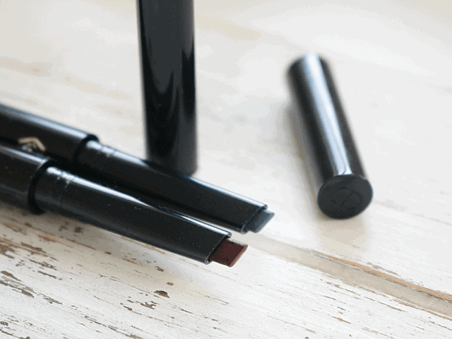 How to make eyeliner easy with Dior Diorshow Waterproof Pro Liner Review and Swatches