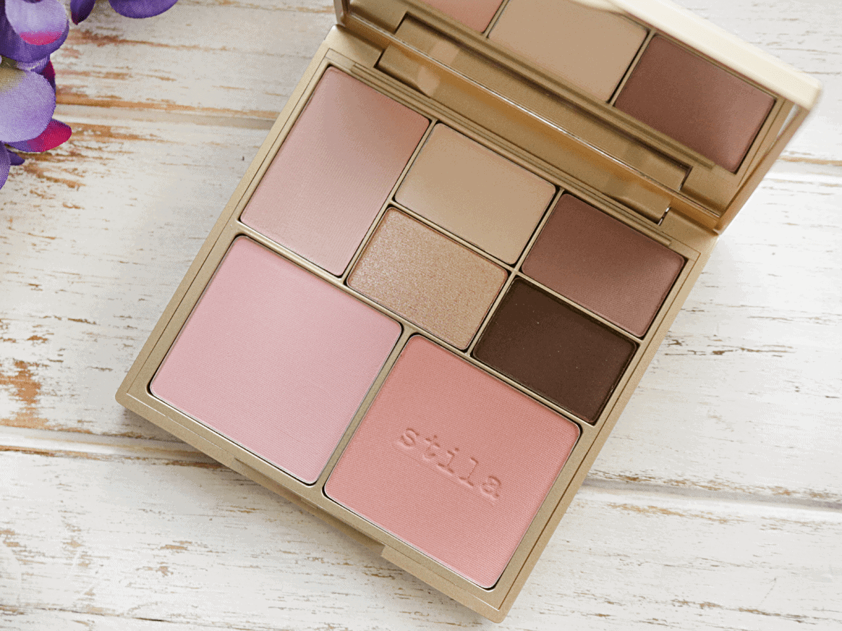 Stila Perfect Me Perfect Hue Palette Review and Swatches
