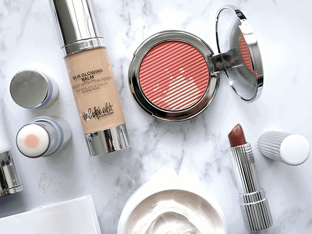 The Estee Edit Reviews: Pore Vanishing Stick, Beam Team, The Barest Lip Color, Rescue Balm, Barest Blush