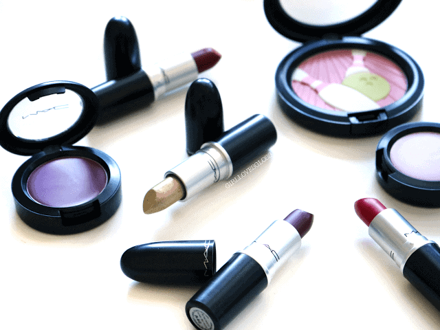MAC Its A Strike Limited Edition Collection Review