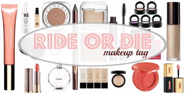 Jaclyn Hill Ride or Die Makeup Tag