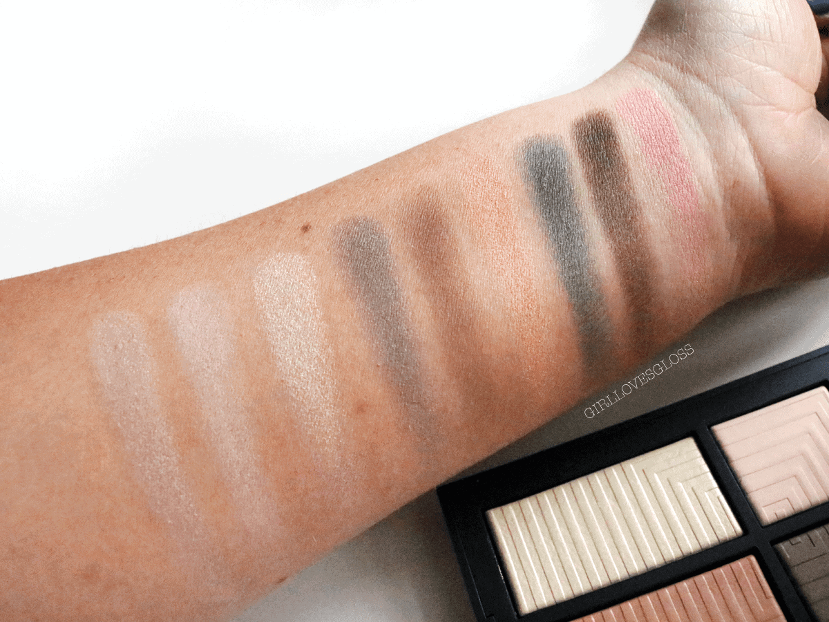 NARS Sarah Moon Holiday 2016 Collection Review and Swatches
