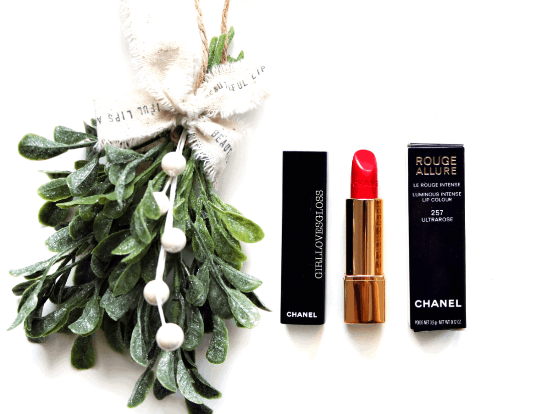 Chanel Rouge Allure Lipstick Giveaway
