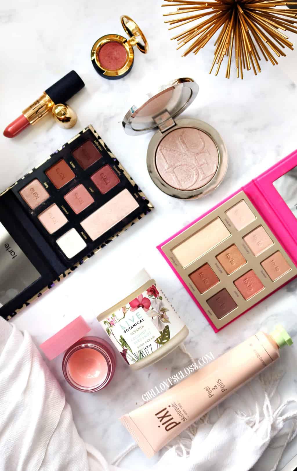 February 2017 Beauty Favourites