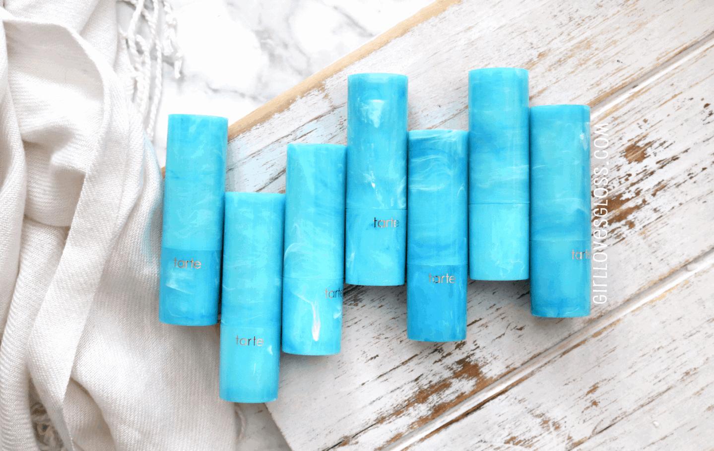 Tarte Color Splash Lipsticks