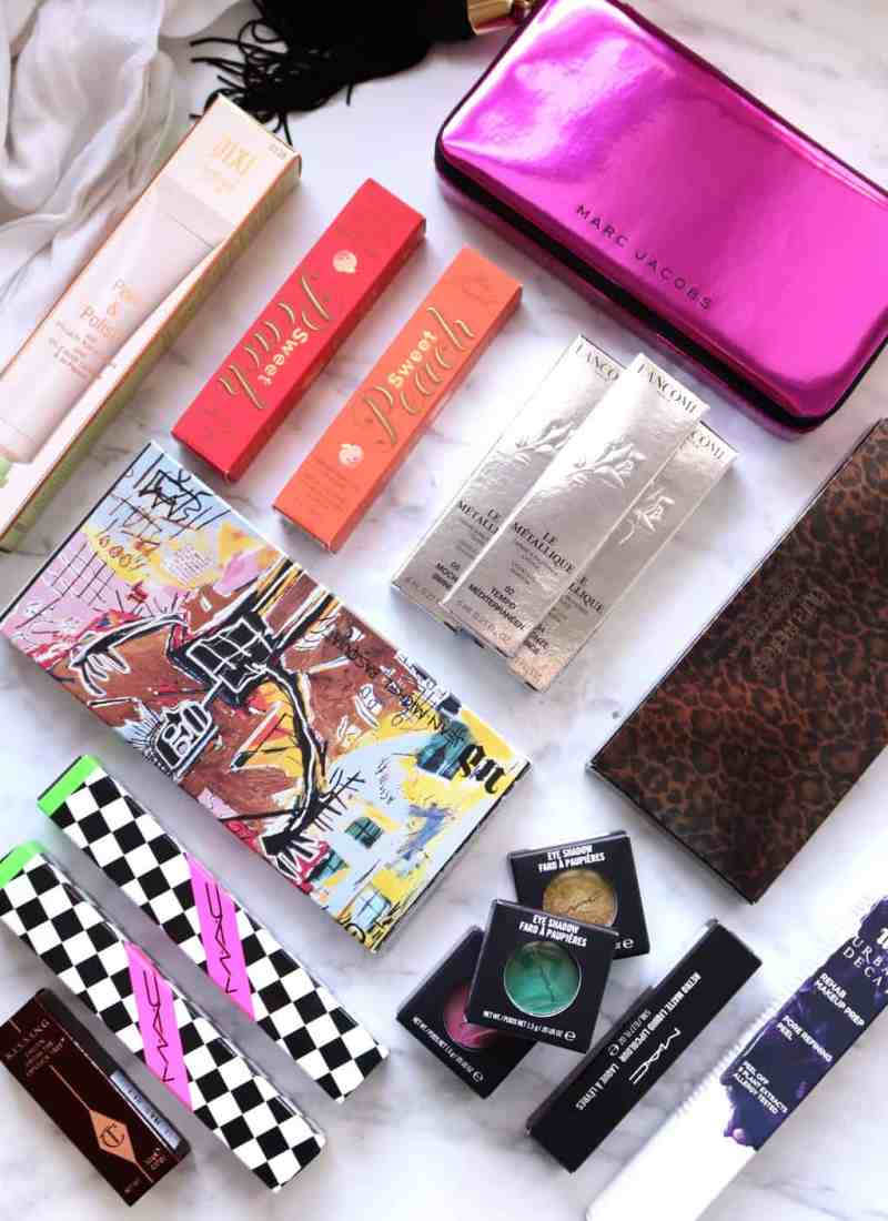 2017 Birthday Makeup Giveaway