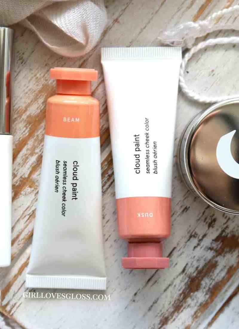 Glossier Makeup Review - Cloud Paint, Stretch Concealer, Boy Brow