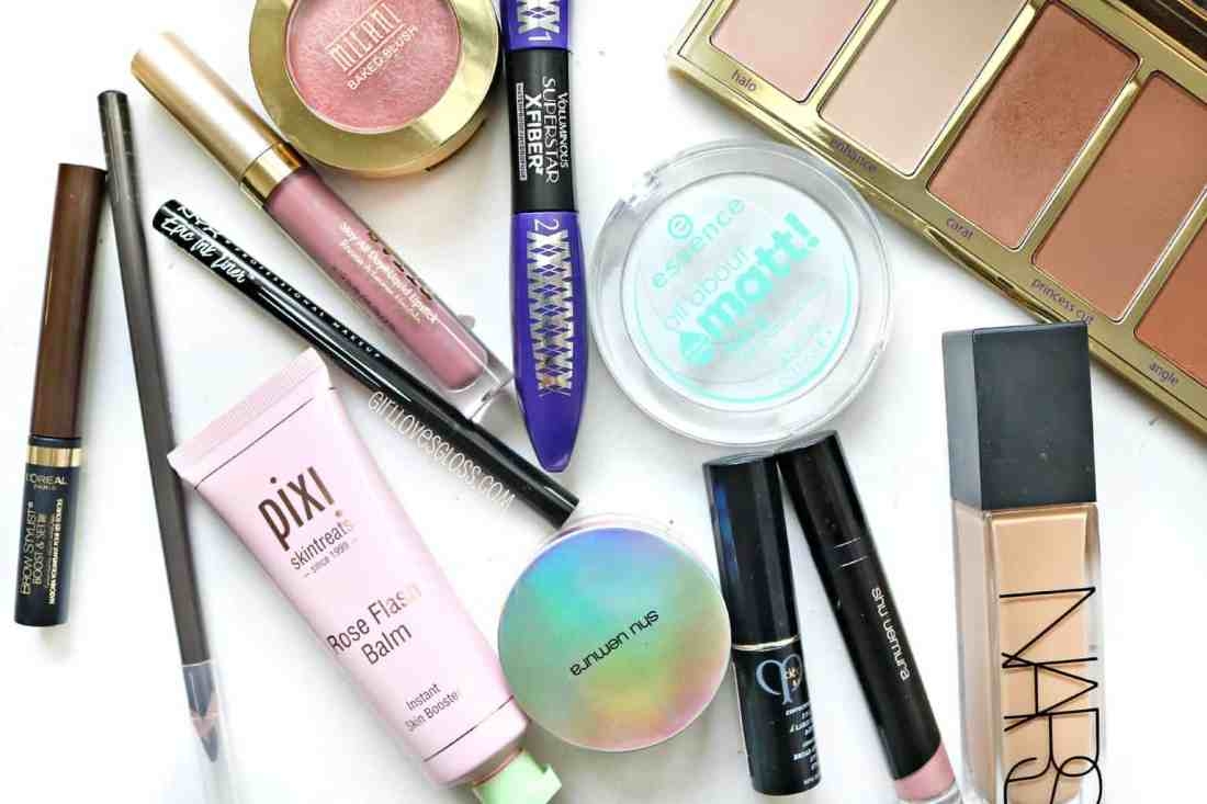 full face of new products