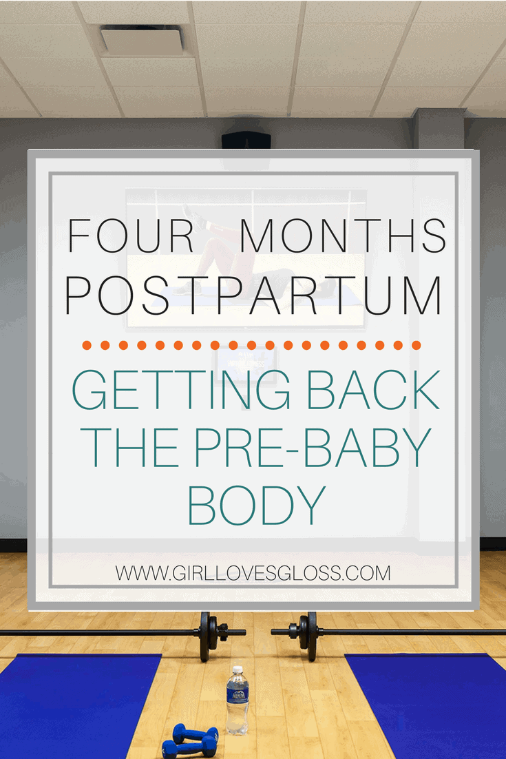 How to Get Your Pre Baby Body Back