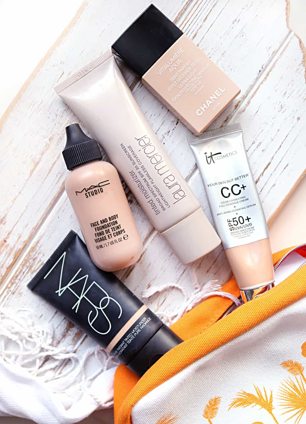 5 lightweight foundations and tinted moisturizers for summer