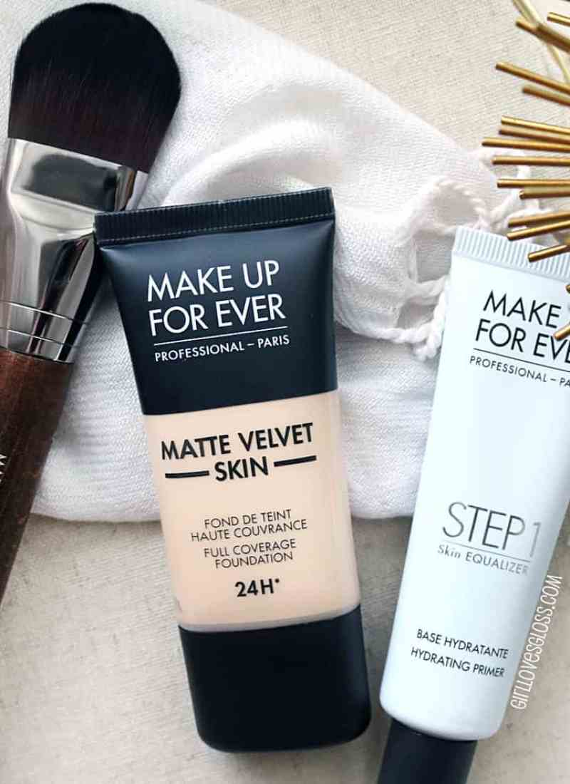 Make Up For Ever Matte Velvet Skin Foundation