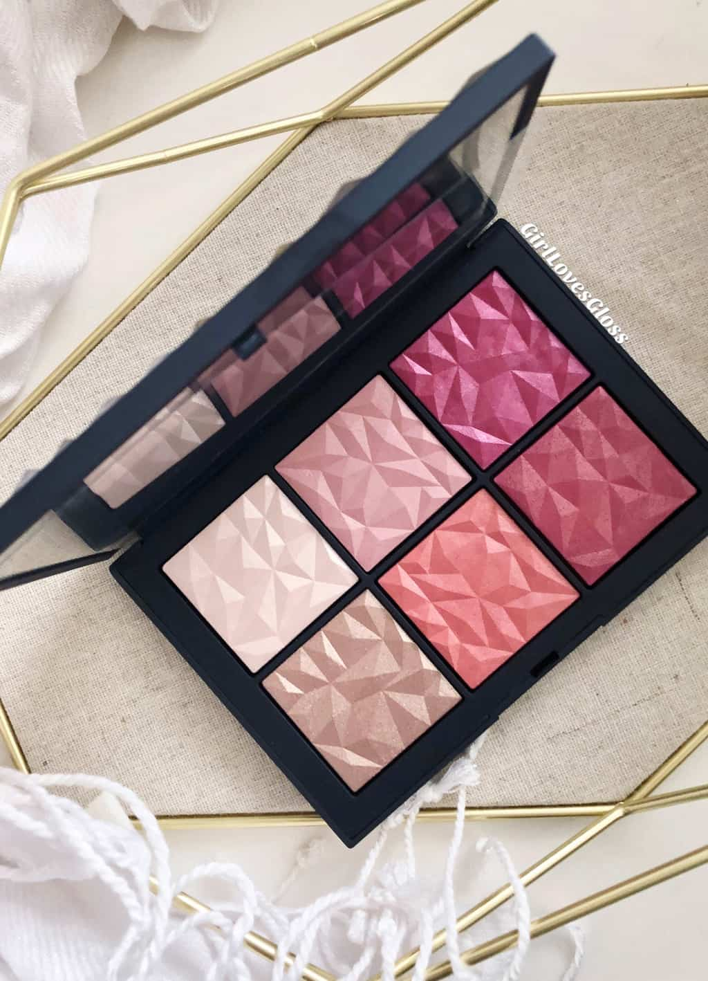Blush Lovers Rejoice | Nars Holiday 2018 Hot Tryst Blush Palette is Here