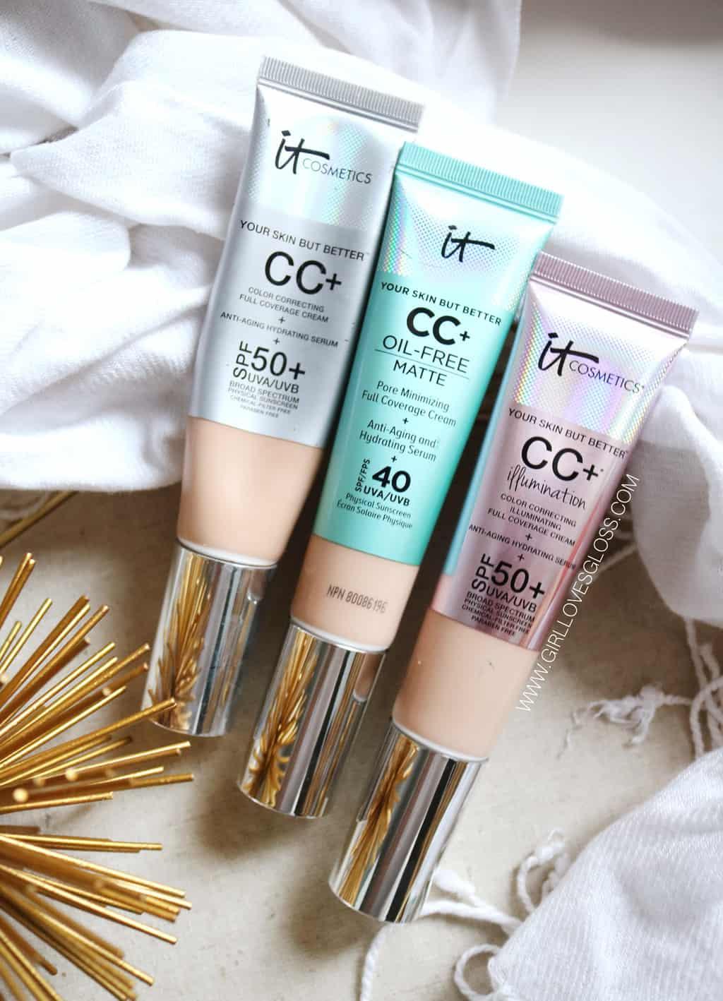 It Cosmetics CC Matte Cream Review