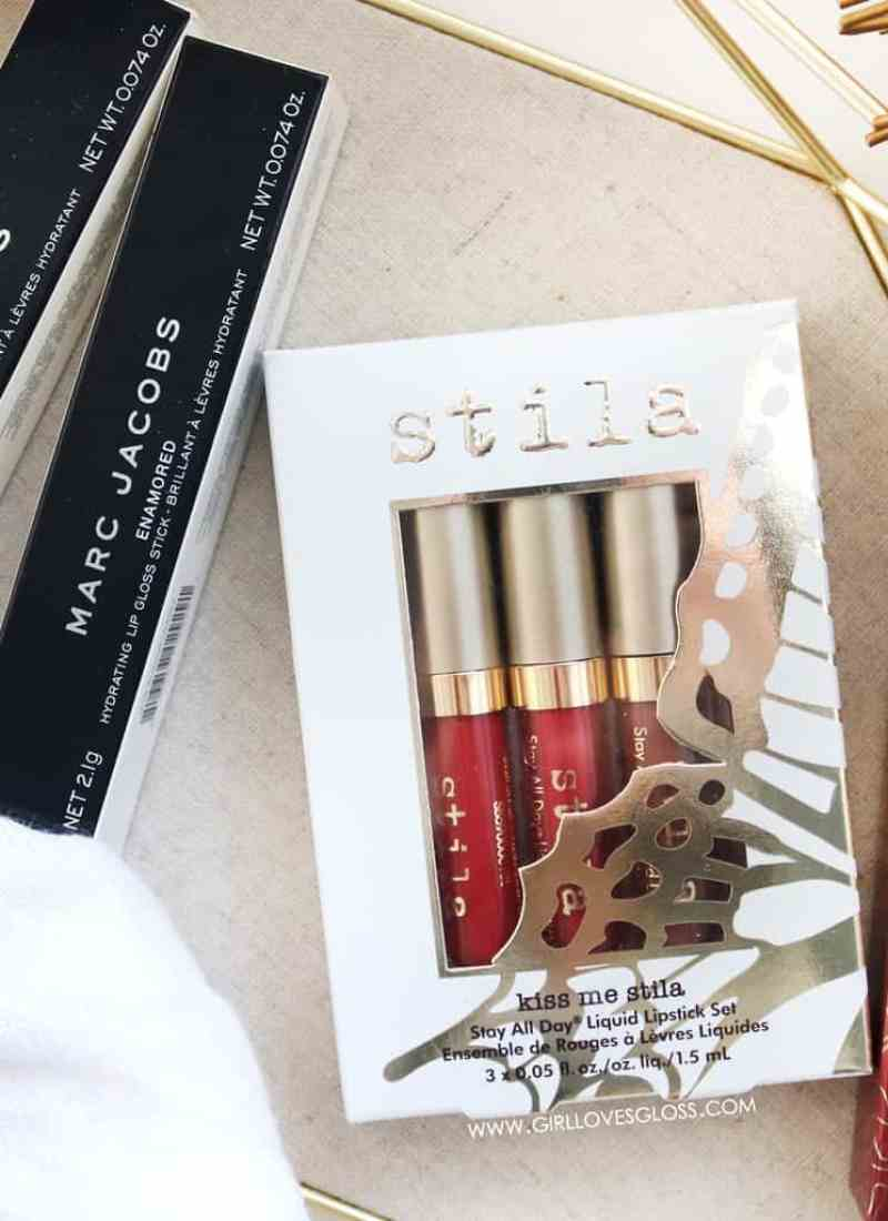 Lip Lovers Giveaway