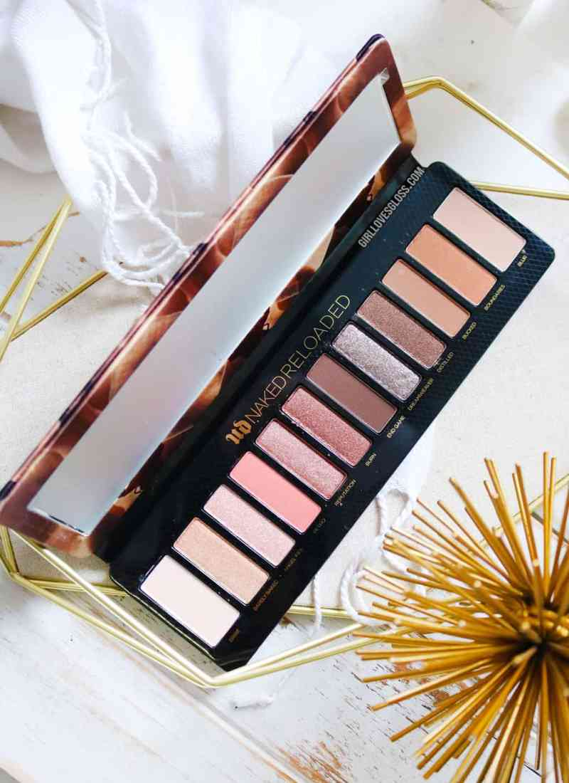 Getting Naked… Again   Urban Decay Naked Reloaded