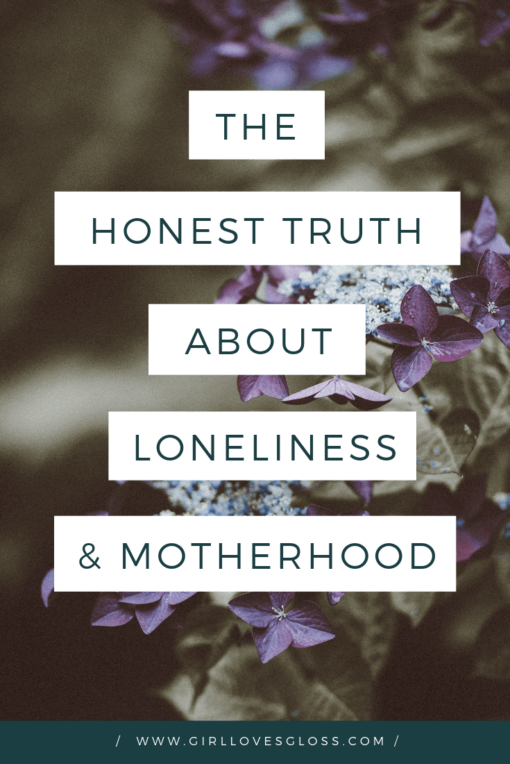 Honesty Hour | Being a Mom Can Be Really Lonely