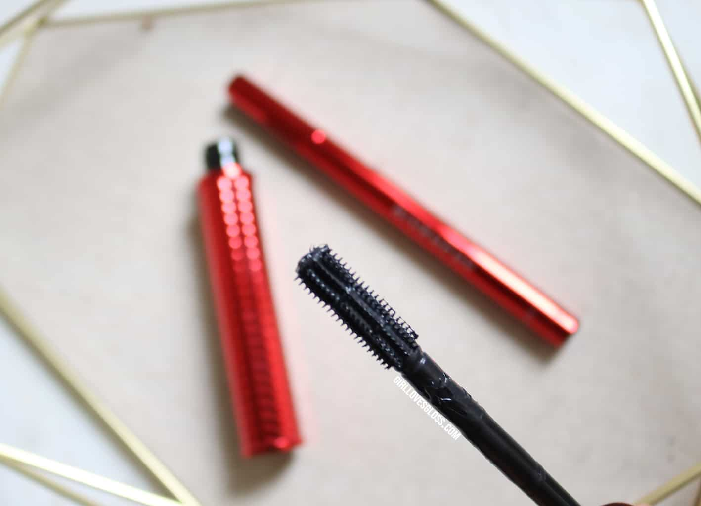 Givenchy Disturbia Liner and Mascara review and demo