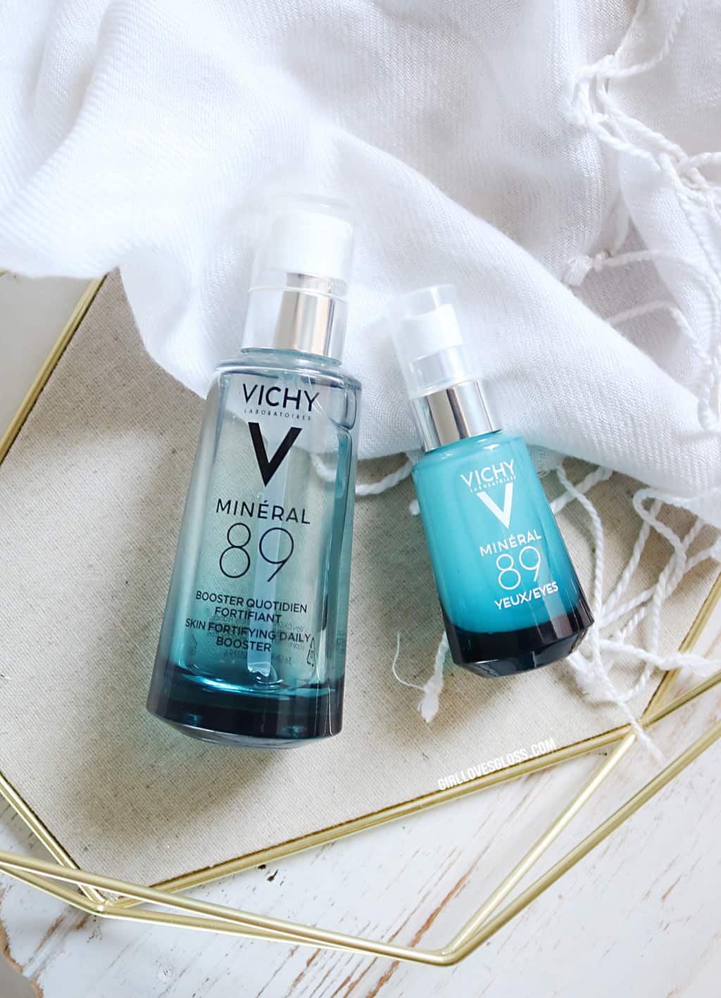 Vichy Mineral 89 Face and Eye Serum