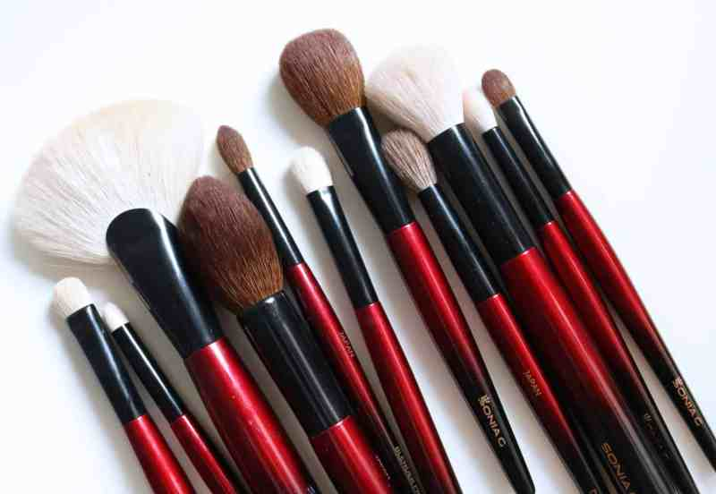 Sonia G Brushes and Interview