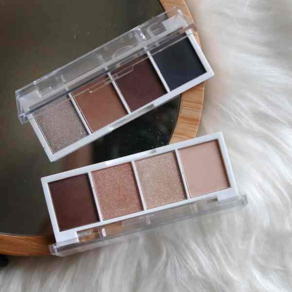 ELF Cosmetics Bite Sized Mini Eyeshadow Palettes | Makeup Under $5