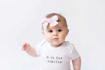 little poppy-cheerily custom onesie