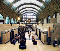 angles of the musee d'orsay
