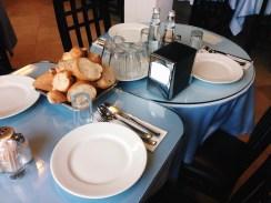 Nice table service
