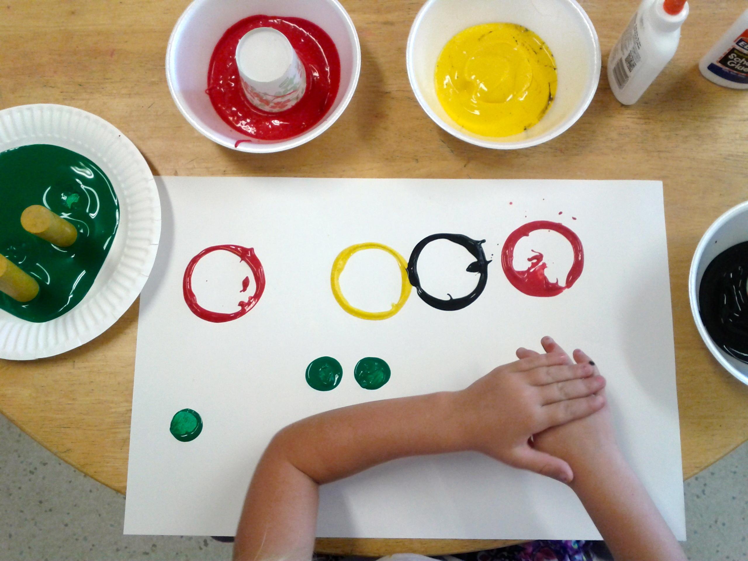 Preschool Letter C And Circle Activities