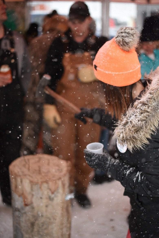 hammerschlagen at Eelpout Festival