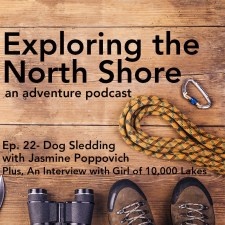 Exploring the North Shore podcast cover