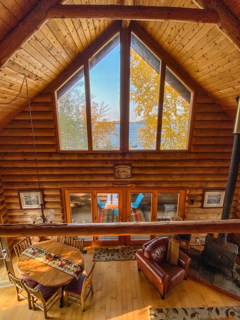 Lakewoods Resort interior