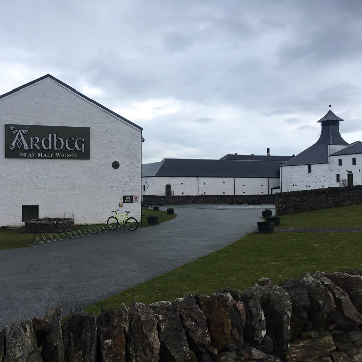 A Long Weekend on Islay | Ardbeg Distillery | A Girl of Many Passports