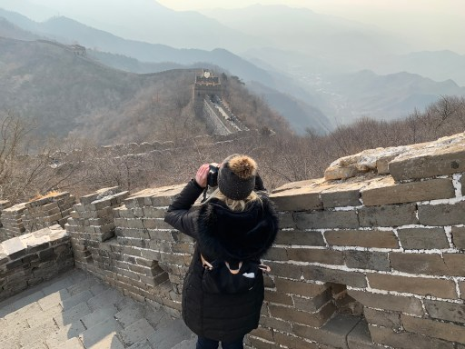 2018 - A Year in Review | Visiting the Great Wall | A Girl of Many Passports
