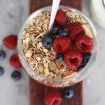 honey toasted muesli