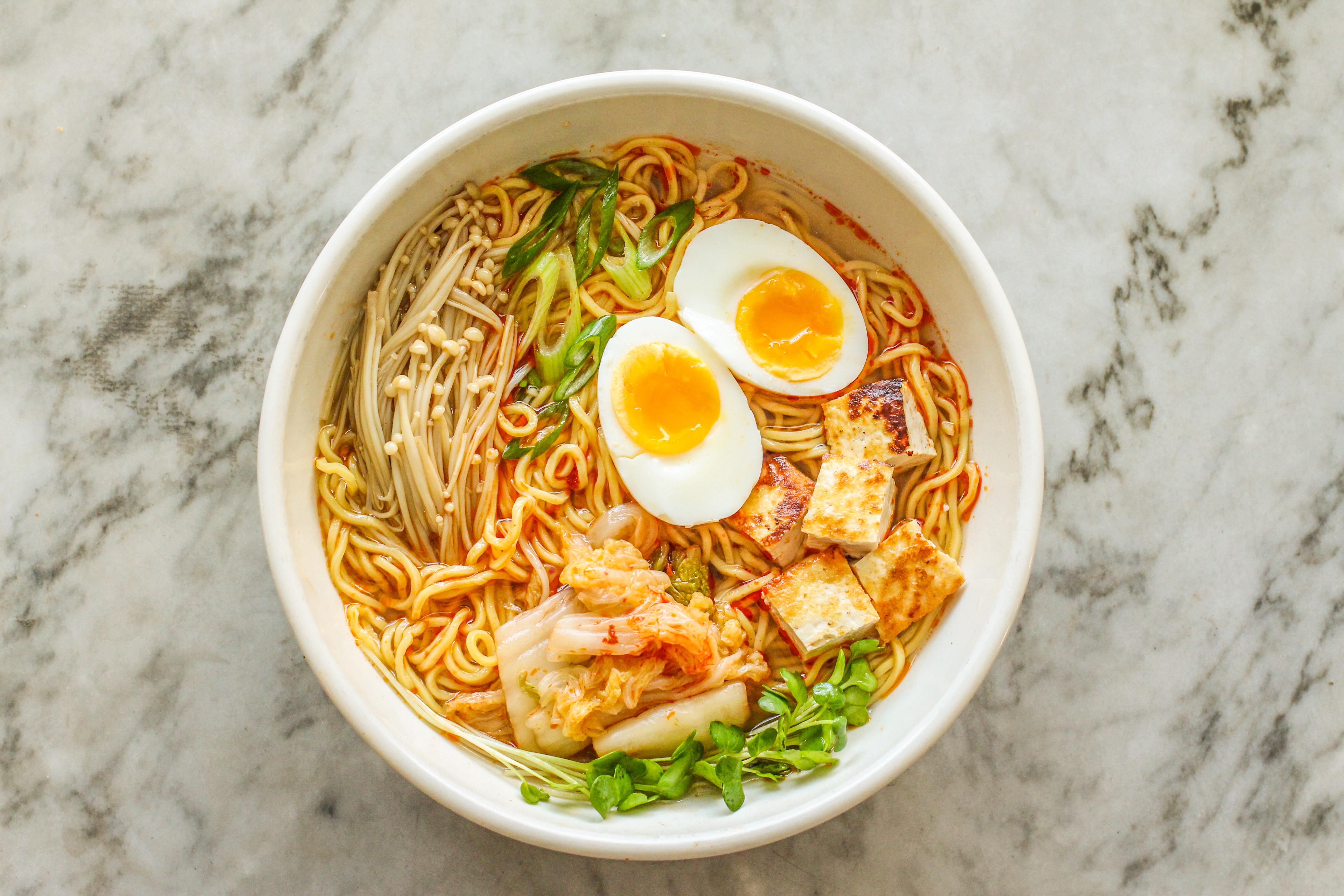 Best 6 Different Ways To Eat Ramen  TallyPress