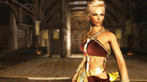 how to make the best looking female character in skyrim