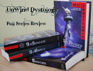 unwind series book review