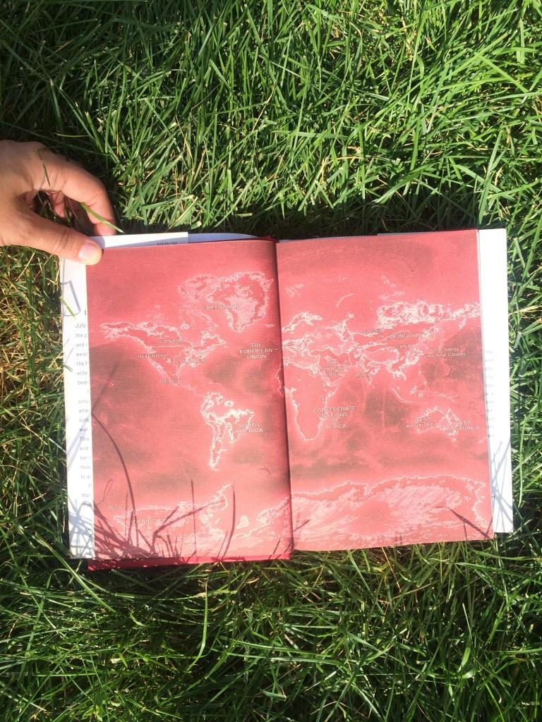 Champion Book Map Legend Series