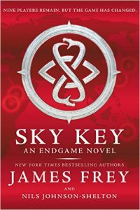 Endgame: Sky Key by James Frey and Nils Johnson-Shelton