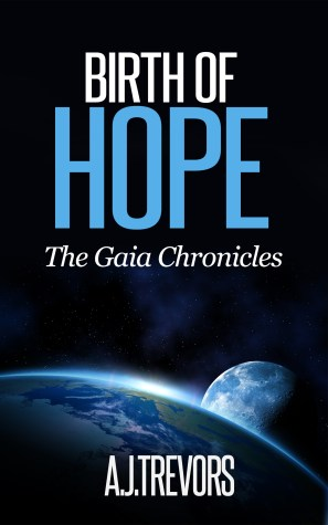 Gaia Birth Of Hope 3rd Cover