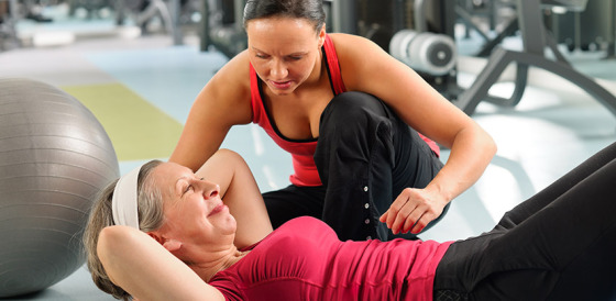 Personal training and the caregiver demographic