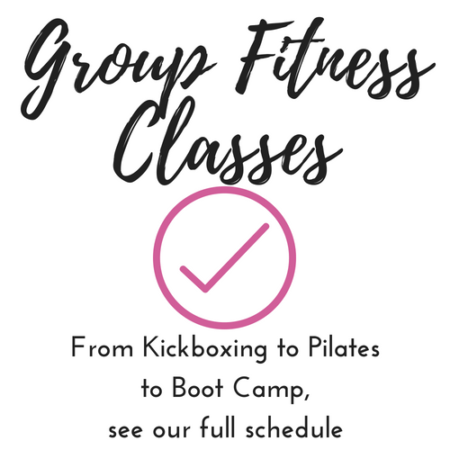 group fitness classes in austin