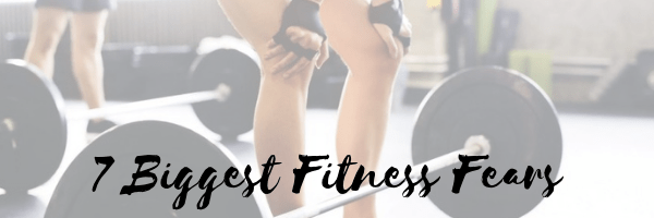 fitness fears