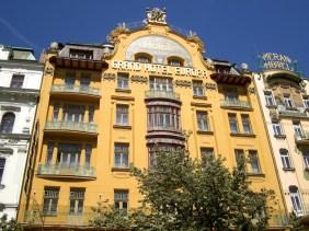 Grand Hotel Europa - Prague