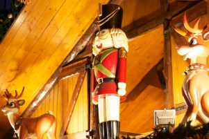 Toy Soldier Southbank Christmas Market