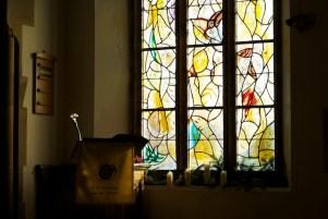 Chagall Windows - Tudeley - Kent