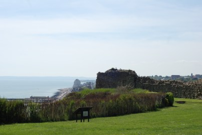 West Hill - Hastings Castle - Hastings