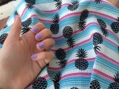 pineapple x full steam ahead x essie